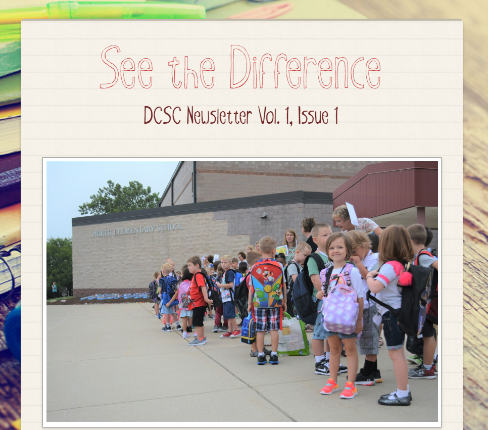 2018-19 See the Difference e-newsletter collection