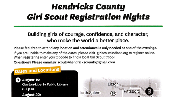 Hendricks County Girl Scouts