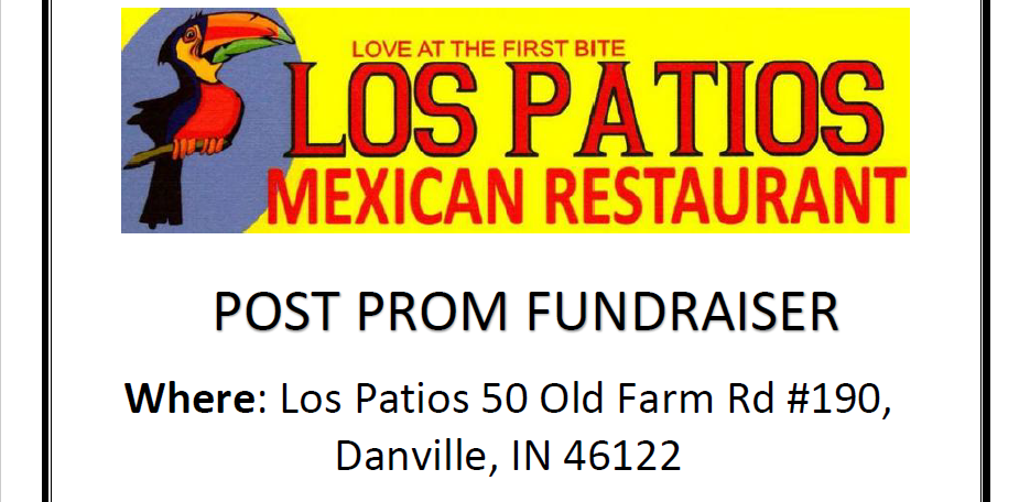 DCHS Post Prom Fundraiser