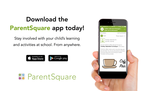 Welcome to ParentSquare!